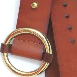 Michael Kors Leather Belt Sz M
